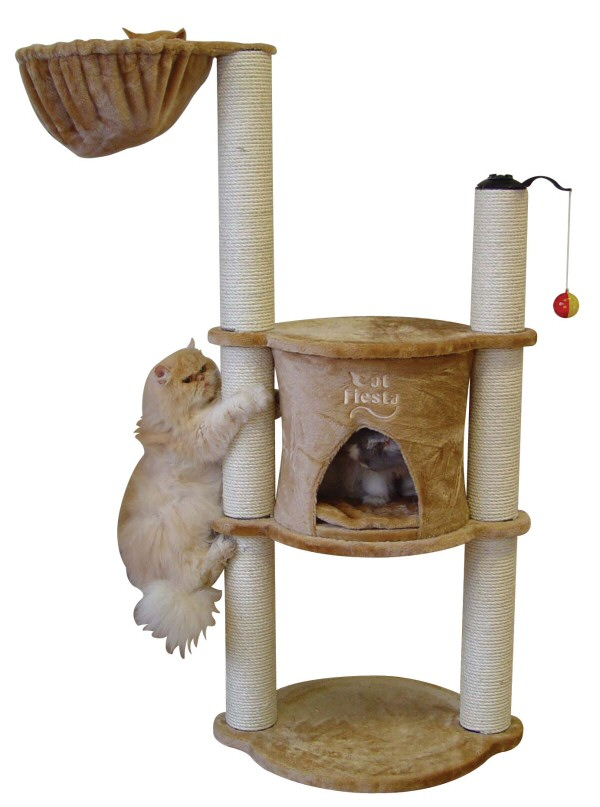 Cat Fiesta Cat Furniture, Cat Trees, Furniture For Cats At Cat Fancy Gifts