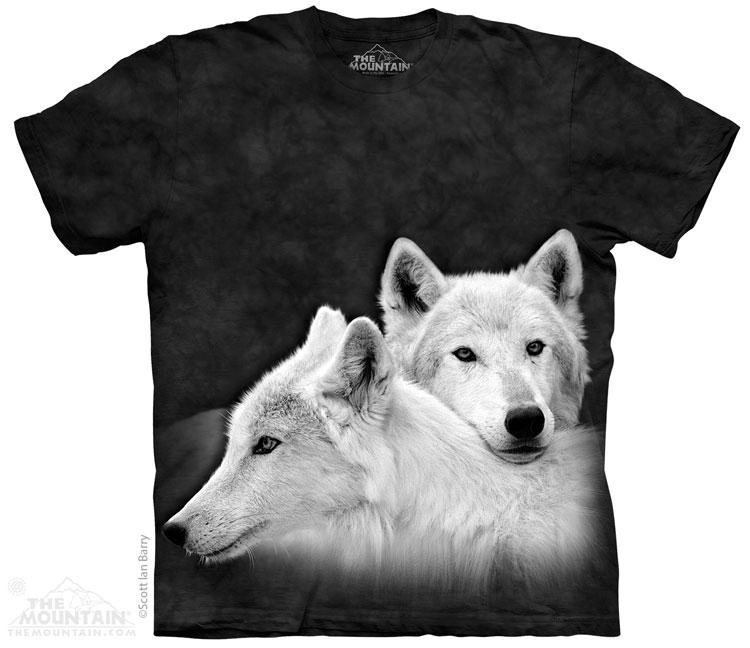 schwarzer wolf logo