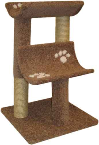 small cat cradle condo
