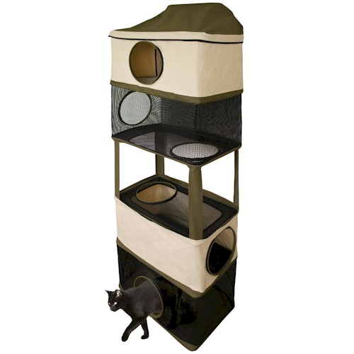 Cat furniture cat scratchers cat trees cat condo - Sofas para gatos ...