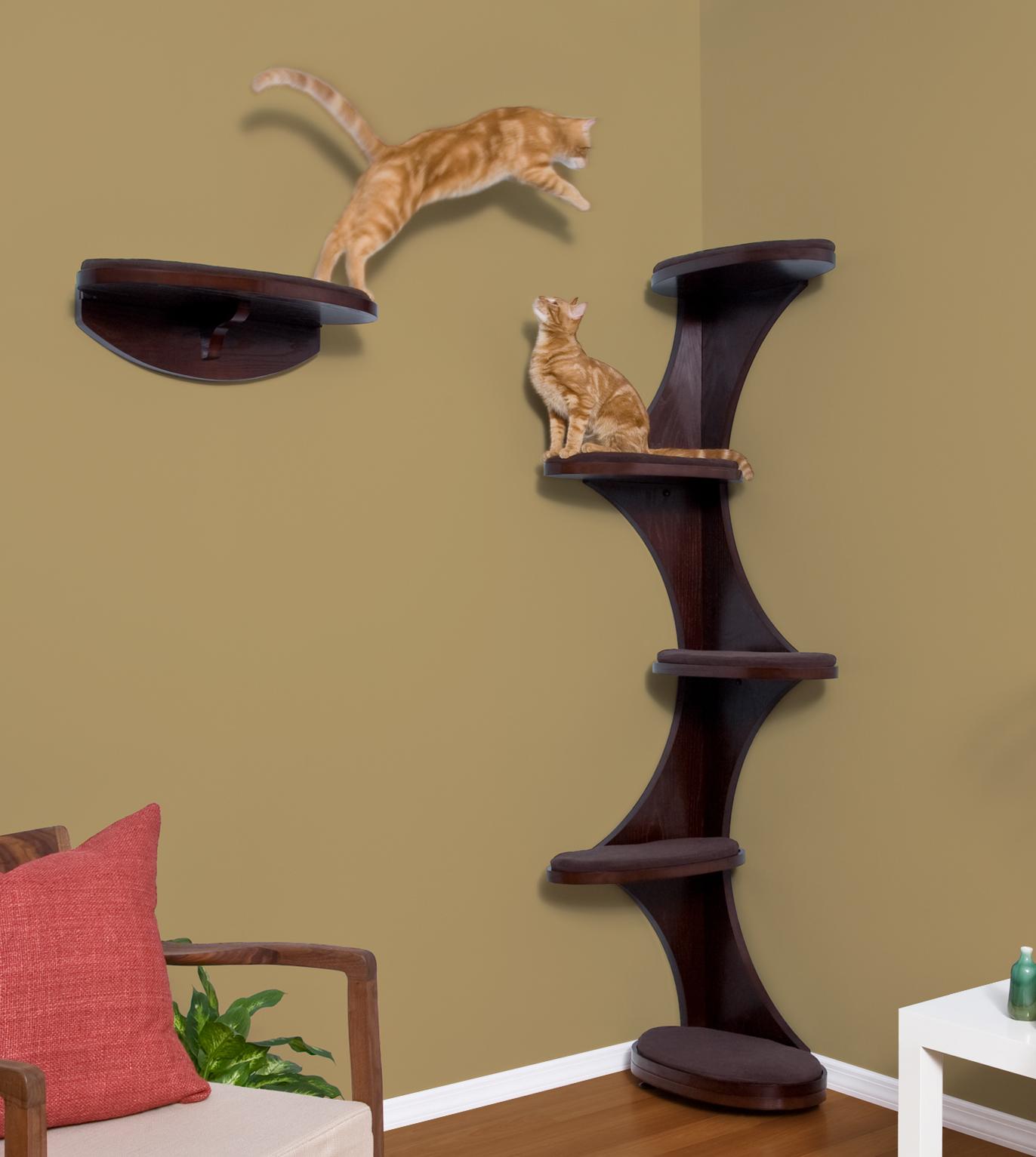 wall mounted cat tree thor scandicat. Modern Wall Mounted Cat Tree Thor Scandicat I
