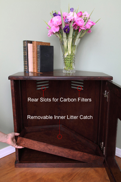 corner cat litter box furniture. Good Kitty Litter Furniture Cabinet With Corner Cat Box T